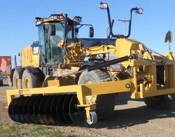 Walk 'n' Roll packer/roller - Road Maintenance for Gravel & Dirt Roads